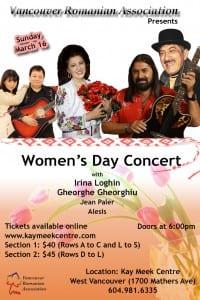 Women's Day Concert