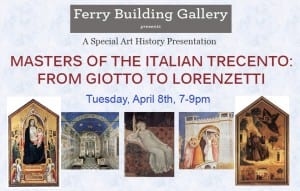 Art History Lecture – Masters of the Italian Trecento