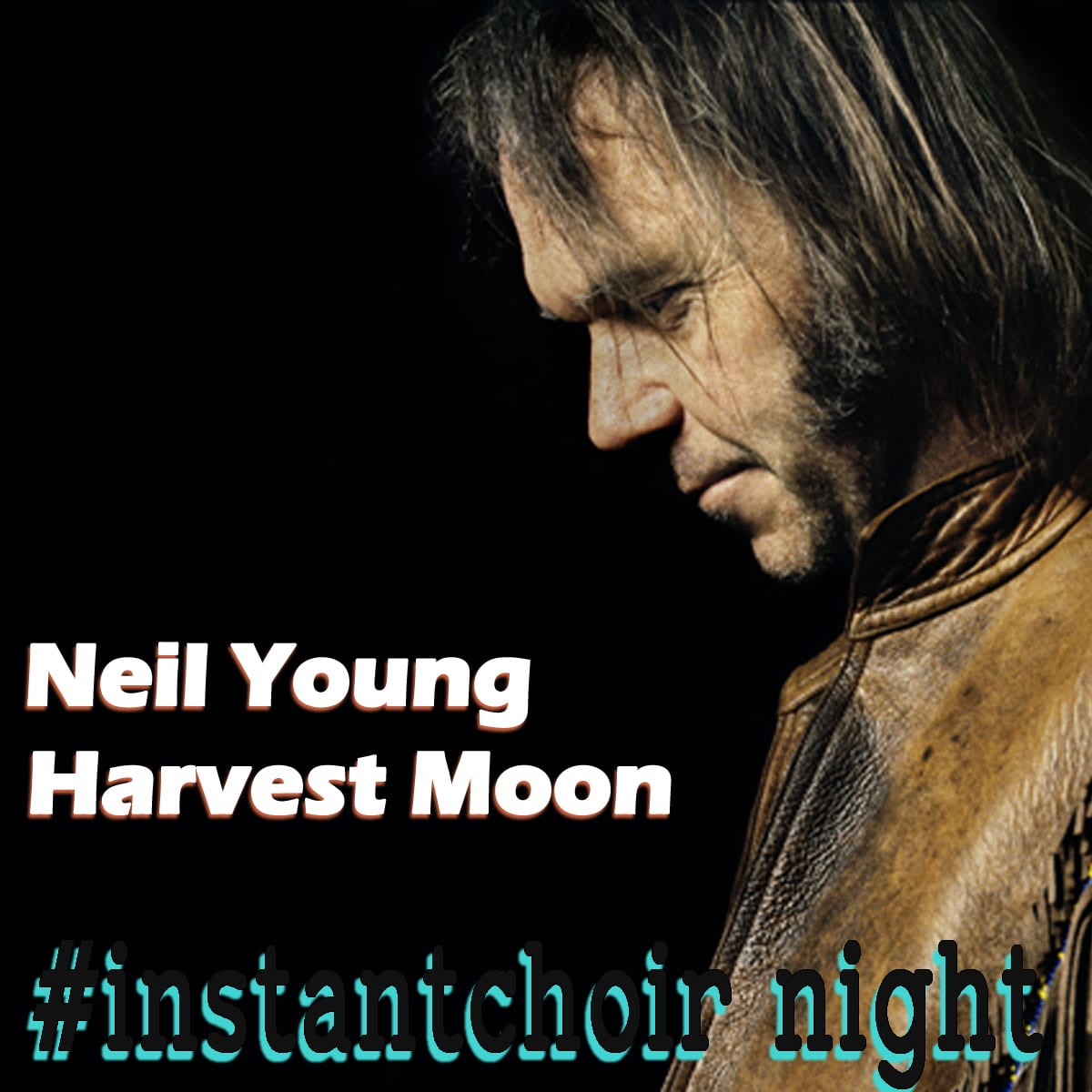Instant Choir… sing Neil Young's Harvest Moon in North Vancouver