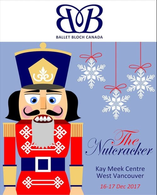 The Nutcracker at the Kay Meek Centre West Vancouver