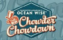 2014 Vancouver Aquarium Ocean Wise Chowder Chowdown