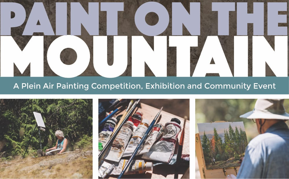 Paint on the Mountain 2019