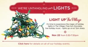 We Are Untangling Our Lights