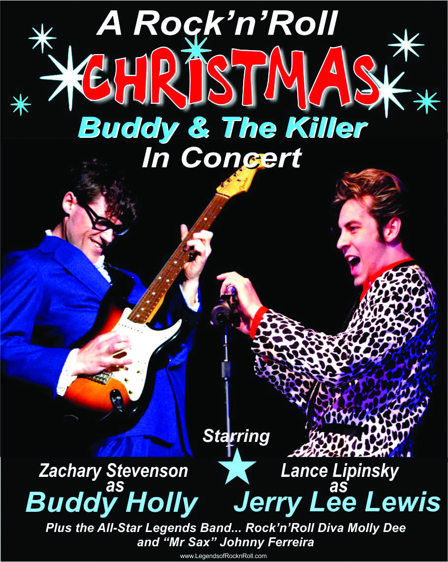 Buddy & The Killer in Concert at the Kay Meek Centre