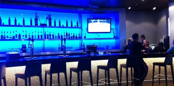 movie theatre bar