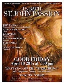 Bach St. John Passion
