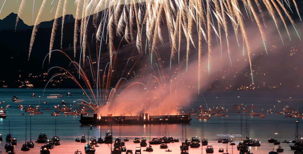 Honda Celebration of Light 2018 Vancouver – July 28, Aug 1, Aug 4