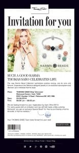 Thomas Sabo – Richmond Centre Celebration
