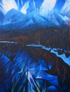 Ted Seeberg presents Contrasting Landscapes at East Van Studios Vancouver