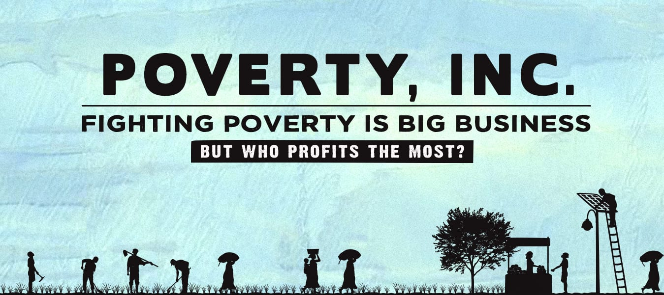 Poverty, Inc. Screening for the Whole Planet Foundation at Kay Meek Centre