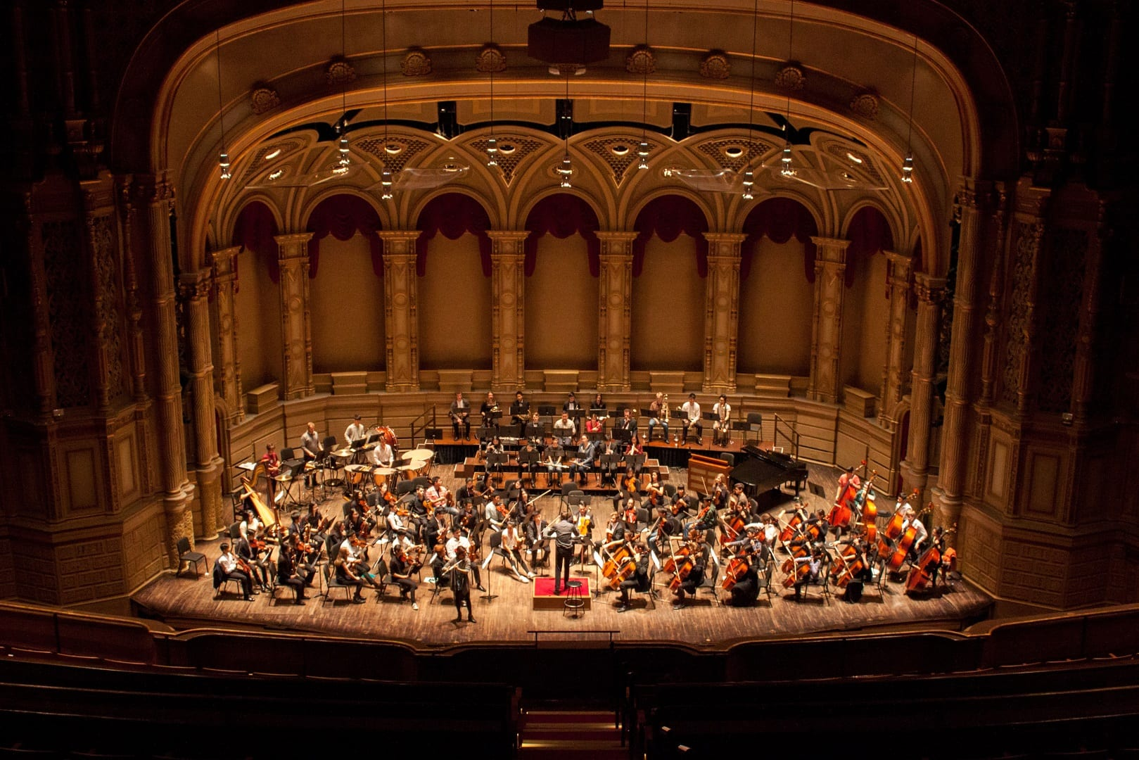 Verdi's Requiem at the Orpheum Theatre Vancouver