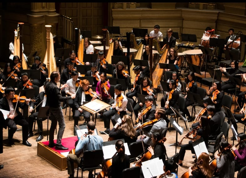 VAMSO: Brahms' Symphony No.1at The Orpheum Vancouver