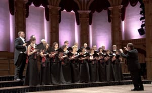 Vancouver Chamber Choir – THE LOVE THAT MOVES THE UNIVERSE – Bach, Handel & Schafer
