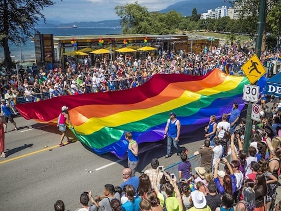 39th Annual Vancouver Pride Parade