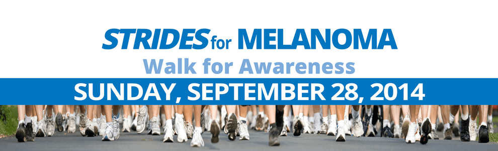 Strides for Melanoma at Ambleside Park West Vancouver