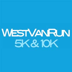 2015 West Van Run at Dundarave Park