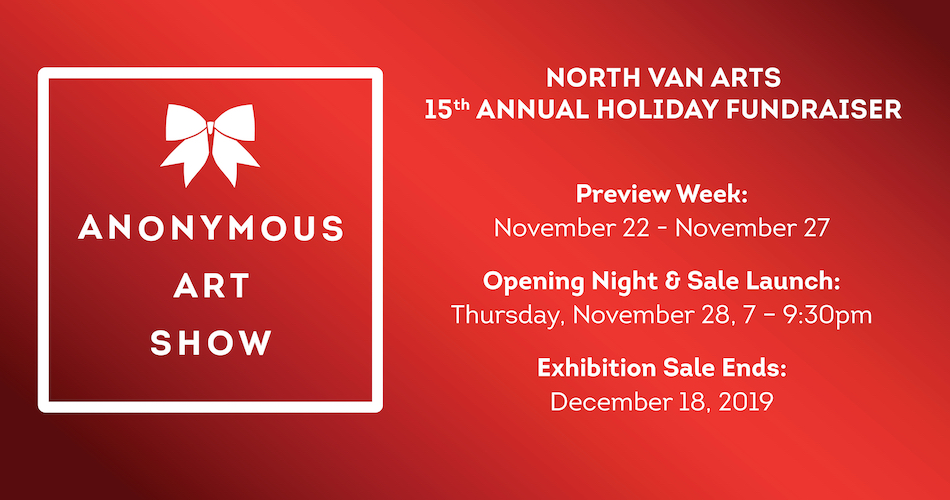 Anonymous Art Show North Vancouver