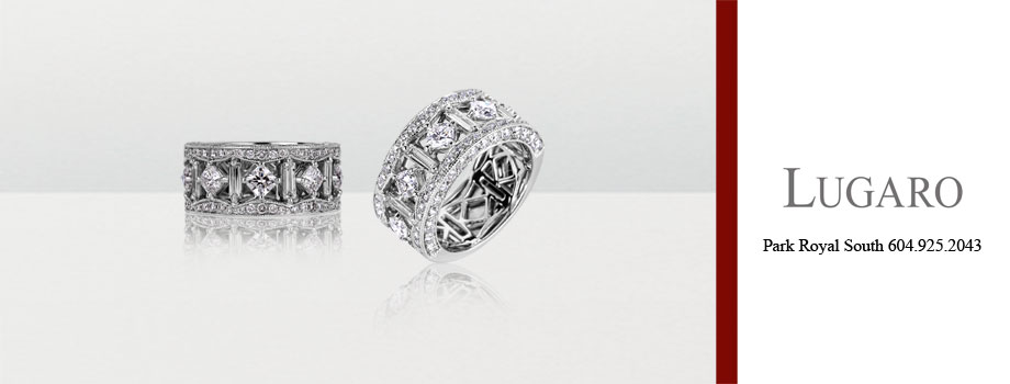 lugaro jewellers diamond trilogy ring