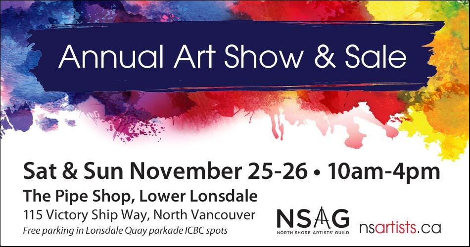 North Shore Annual Arts Show and Sale