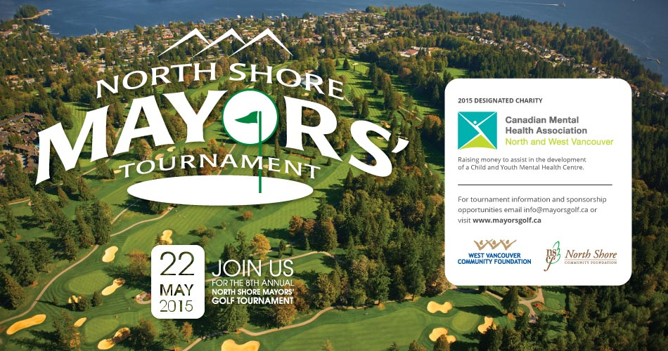 North Shore Vancouver Mayors Golf Tournament