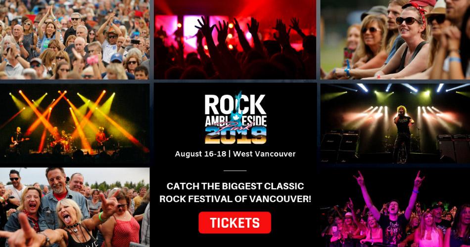 Rock Ambleside Music Festival West Vancouver