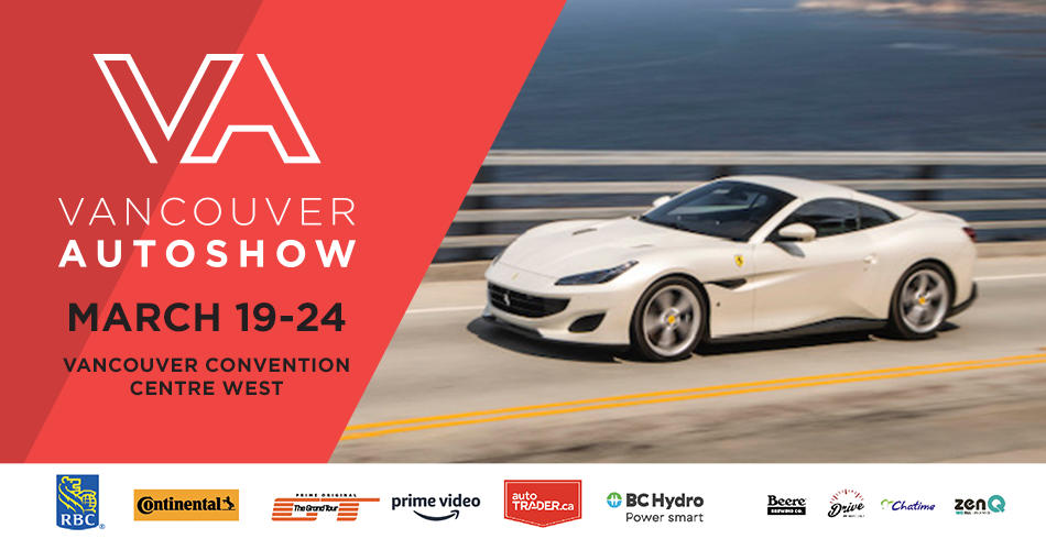 Vancouver International Auto Show 2019 luxury cars