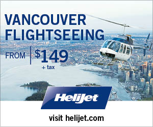 Helijet Helicopters Vancouver