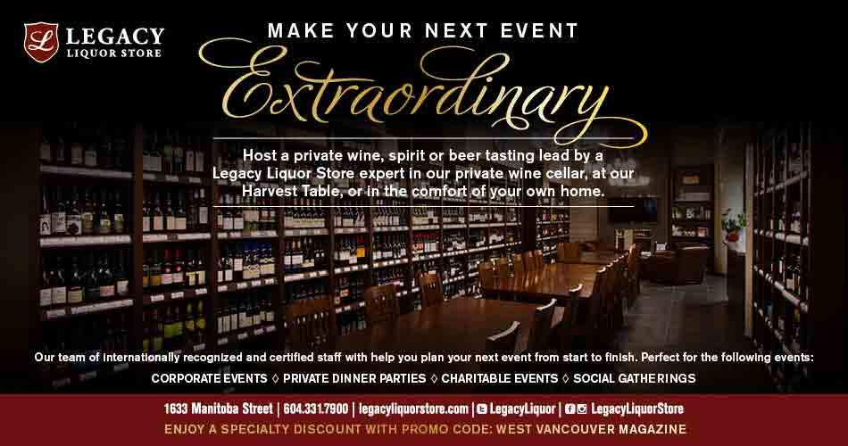 Wine Event at Legacy