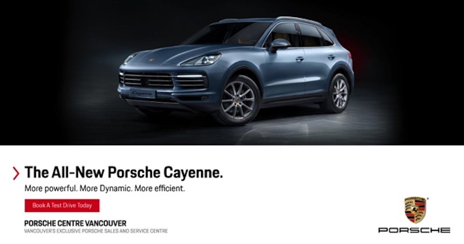 Porsche Vancouver West