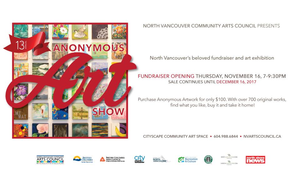 North Vancouver arts show