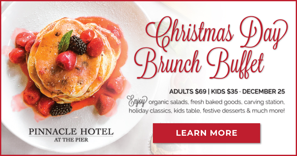 Christmas Brunch Pinnacle Hotel North Vancouver