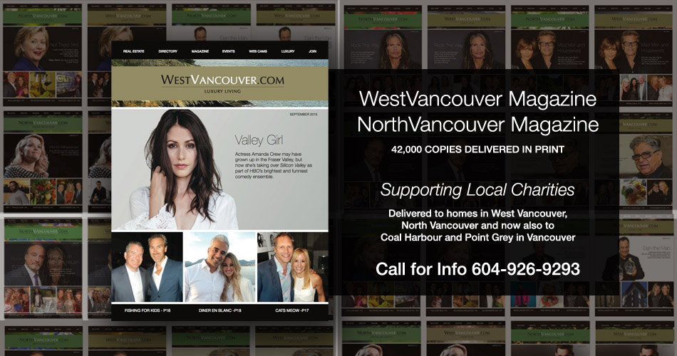 West Vancouver Magazine News