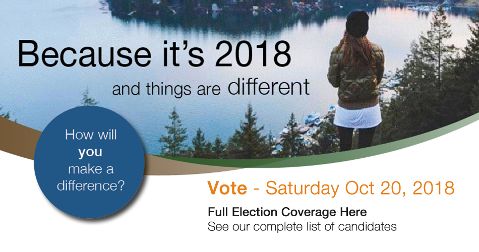 West Vancouver Vote Civic Election 2018
