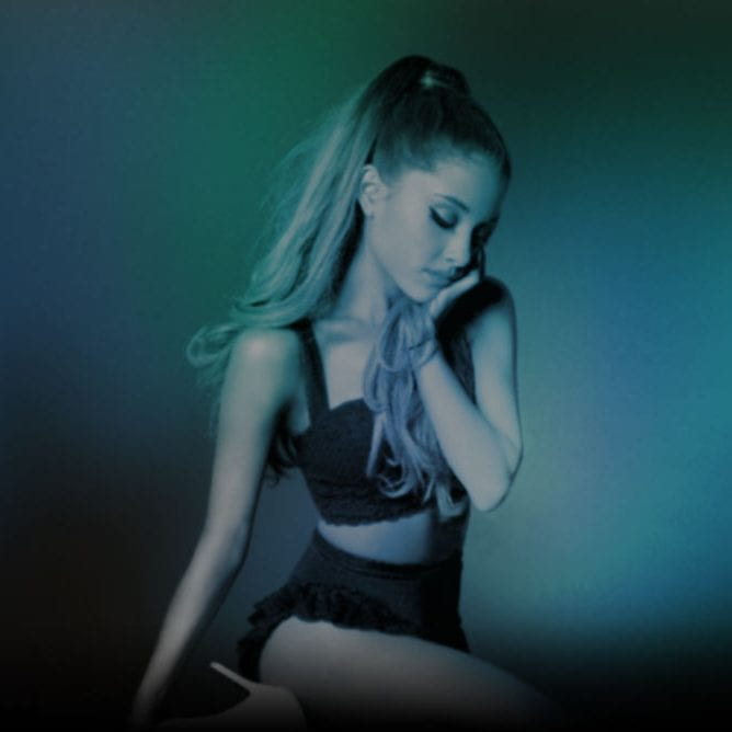 Ariana Grande in Concert at Rogers Arena Vancouver