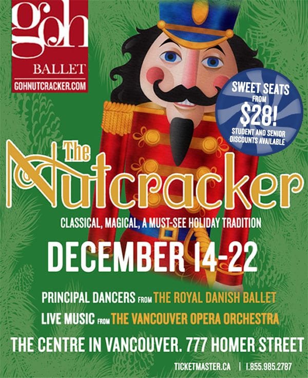 Goh Ballet presents The Nutcracker