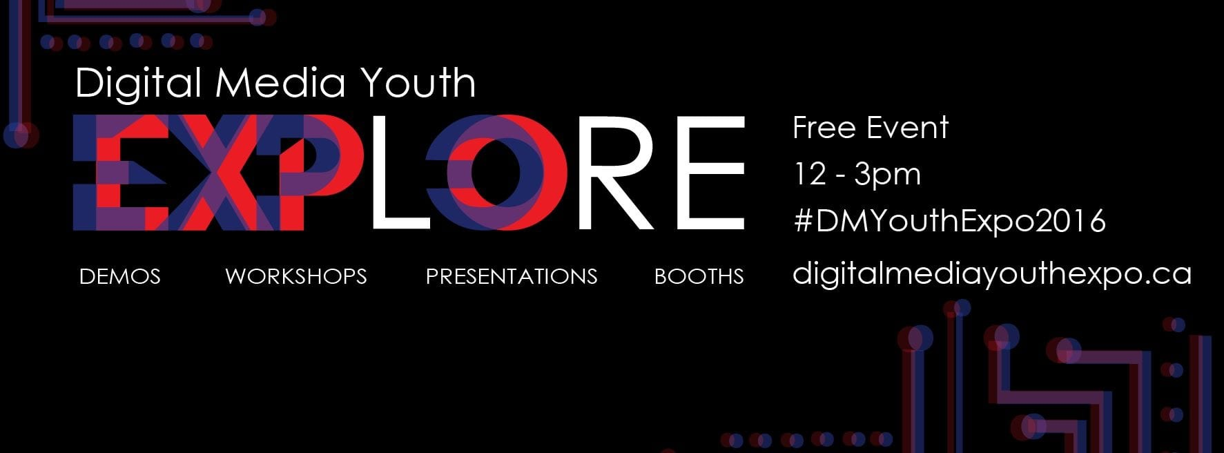 Digital Media Youth Expo 2016