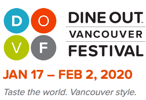 Dine Out Vancouver Festival 2020