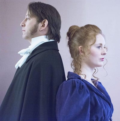 Pride & Prejudice, play at the Metro Theatre Vancouver