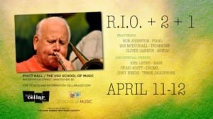 R.I.O + special guests featuring Ian McDougall, Oliver Gannon & Ron  Johnston