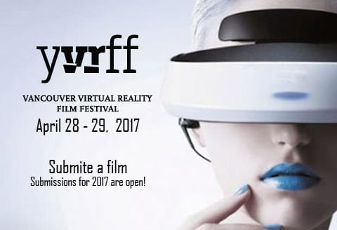 Vancouver Virtual Reality Film Festival at Studio 700 at CBC Vancouver
