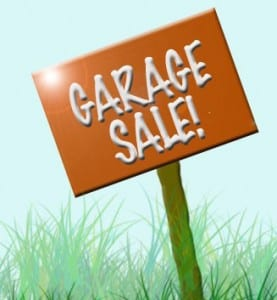 Garage/Treasures Sale for the Stephen Lewis Foundation  in West Vancouver