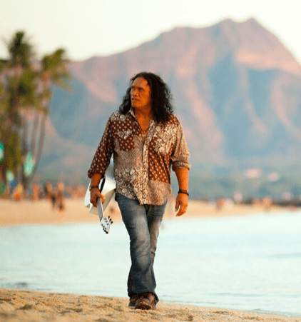 Henry Kapono with Special Aloha Welcome from Jay Larrin