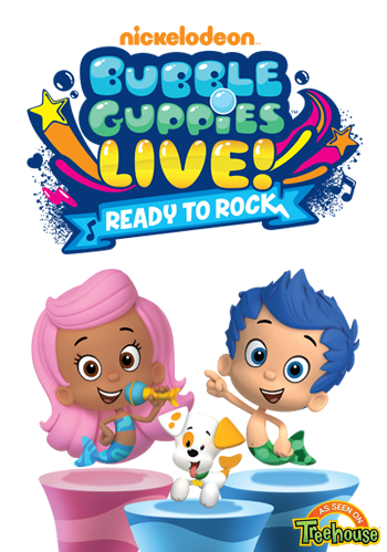 Bubble Guppies at the Queen Elizabeth Theatre Vancouver