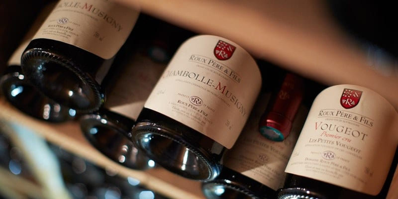 Domaine Roux Père & Fils Harvest Wine Dinner at YEW seafood + bar Vancouver
