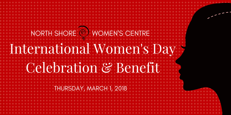 International Women's Day Celebration and Benefit at the Gleneagles Golf Course and Clubhouse West Vancouver