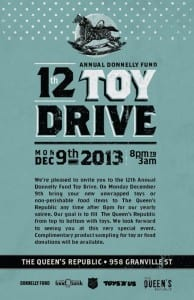 12th Annual Donnelly Toy Drive