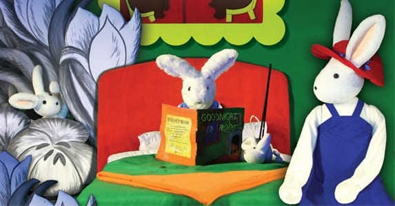 Kay Meek Centre presents Goodnight Moon and The Runaway Bunny