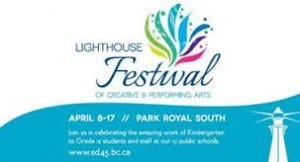 Lighthouse Festival at Park Royal West Vancouver