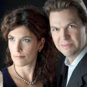 Bergmann Duo on Piano at the Kay Meek Centre