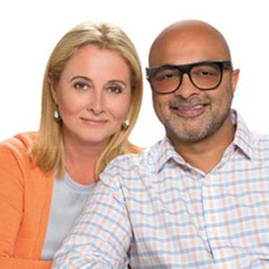 Karim Bhatia and Kasha Rudner – Angell Hasman and Associates Realty